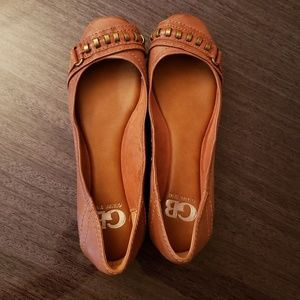 Shoes - Gianni Bini rokk chic flats